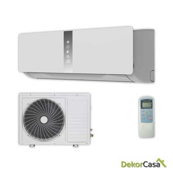 Aire Acondicionado SVAN24IV  R410A DC Inverter Frío Y Calor A+