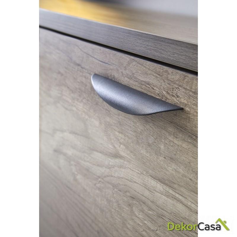 aparador madera color roble 2