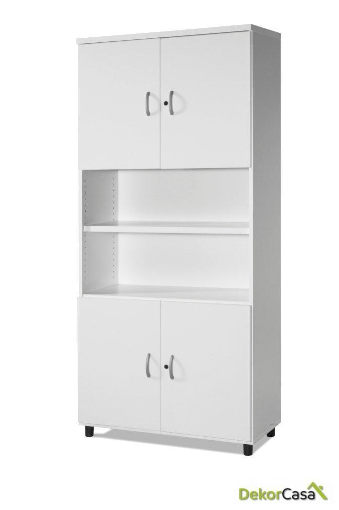 armario alto con puertas abajo y arriba