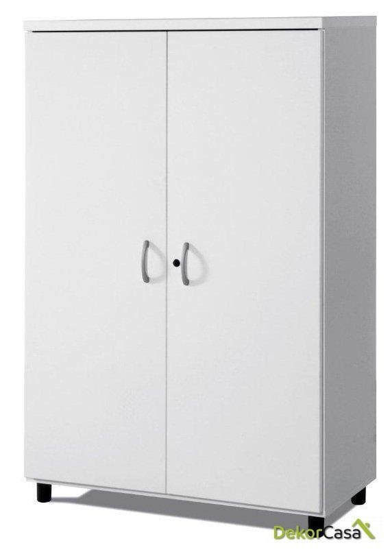 armario mediano con puertas