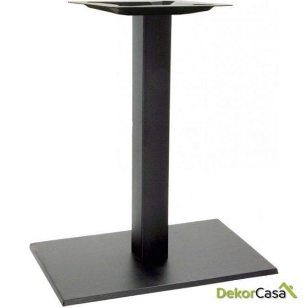 Base de mesa de hierro fundido