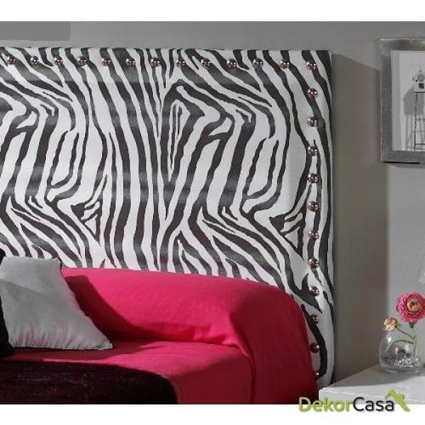 cabezal zebra detalle