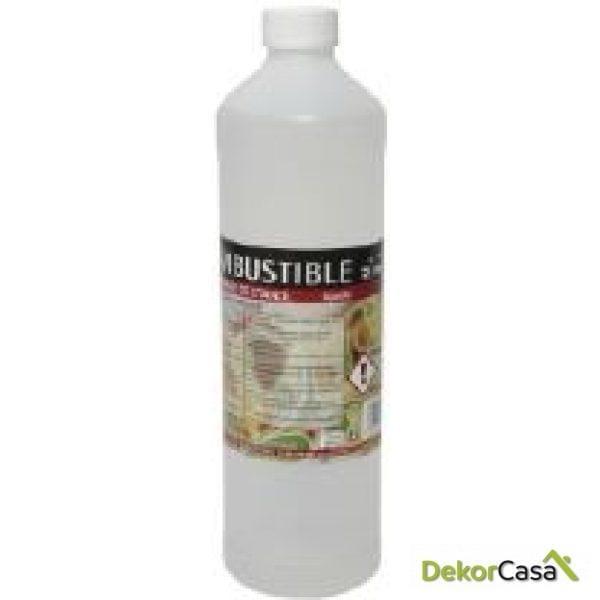 Caja Combustible de origen natural con Aroma Floral 12 Botellas 1L