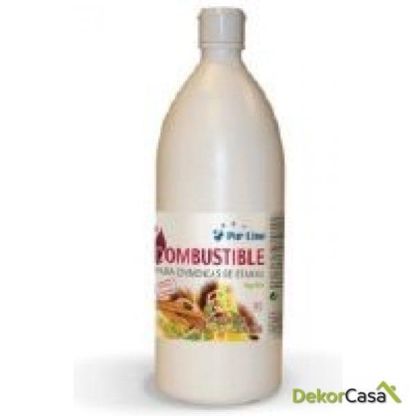 Caja Combustible de origen natural con Aromas CANELA 12 Botellas 1L