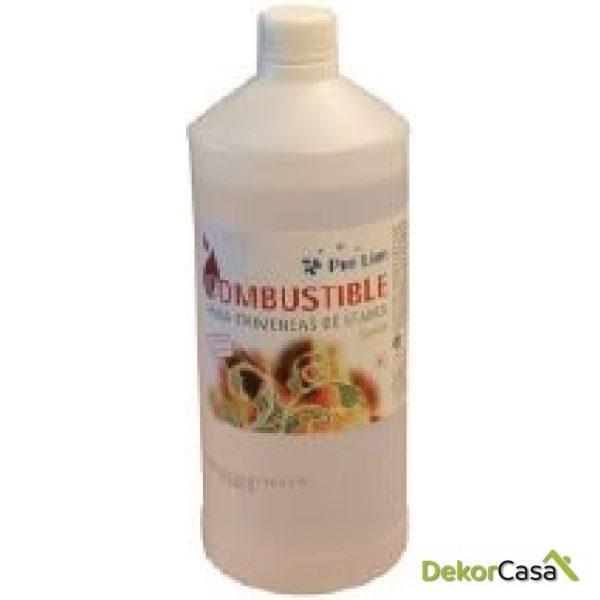 Caja Combustible de origen natural repele mosquitos, 12 Botellas 1L