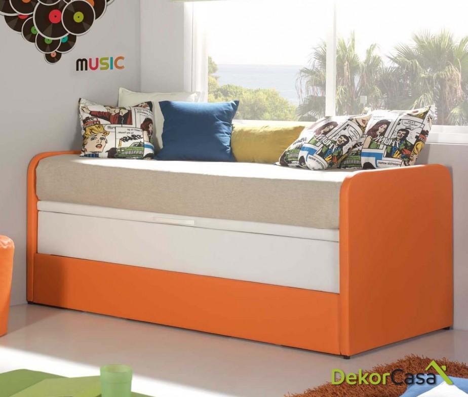 cama nido music