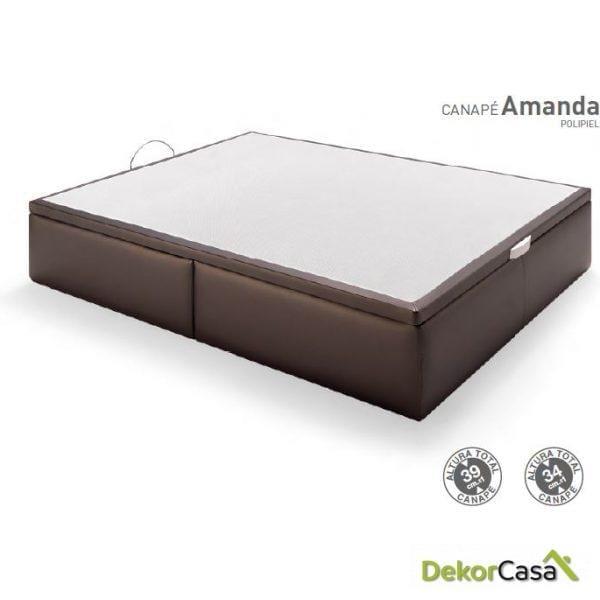 Canapé Amanda