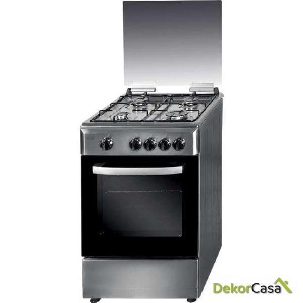 Cocina 4 fuegos a  gas butano svan SVK5502GBI