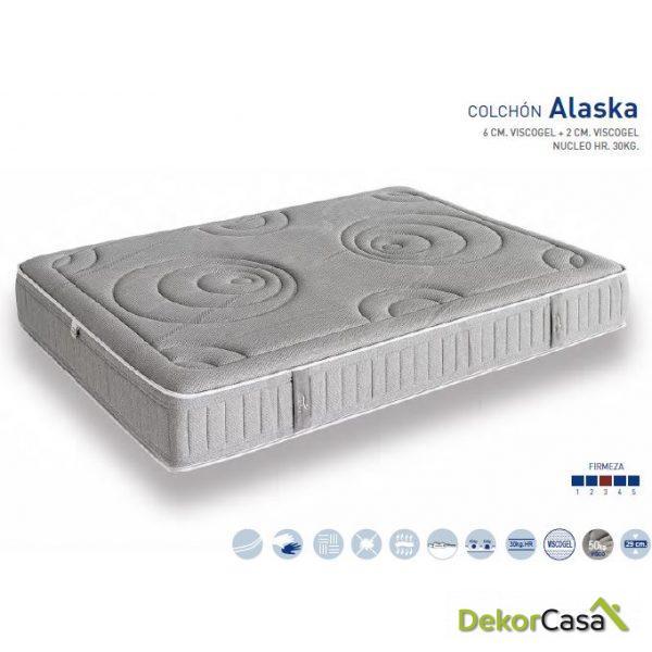 Colchón Alaska