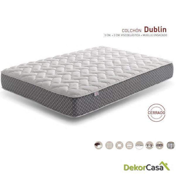 Colchón Dublín