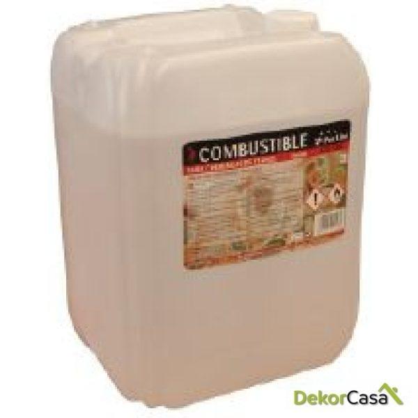 Combustible de origen natural líquido Garrafa 10L