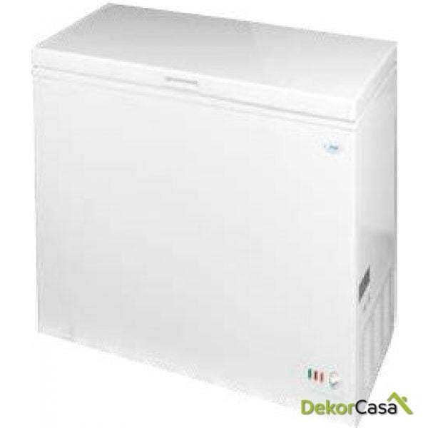 Congelador horizontal 200L 85x95x53cm A+ SVAN SVCH200A