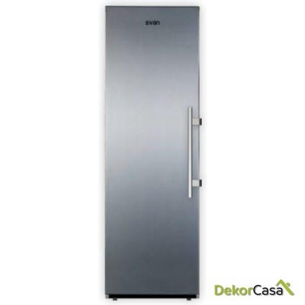 Congelador vertical 185x60cm No frost A++ SVAN SVC1861NFX
