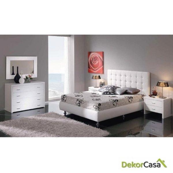 Conjunto Dormitorio Eva