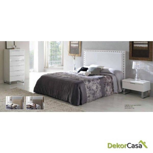 Conjunto Dormitorio Manhatan