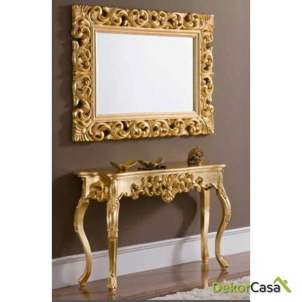 Consola barroca oro elegance K-58