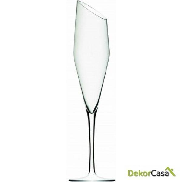 Copa Champagne Oblique 130 ml
