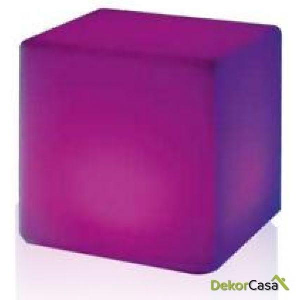 Cubo Led 40 x 40 x 40 cm