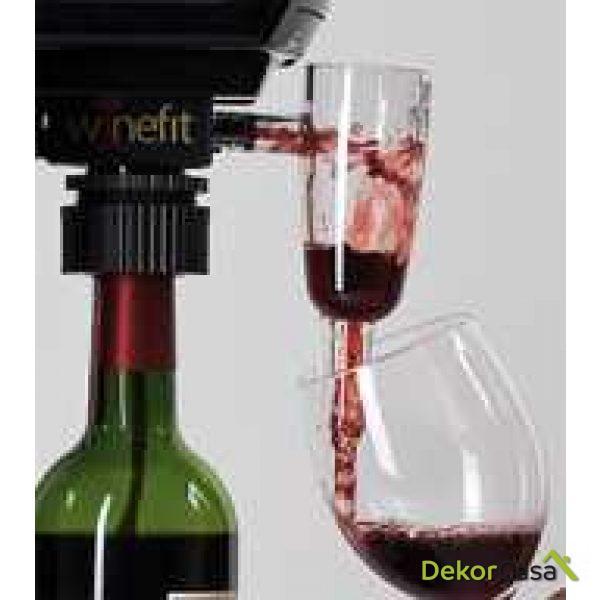 Decantador Winefit