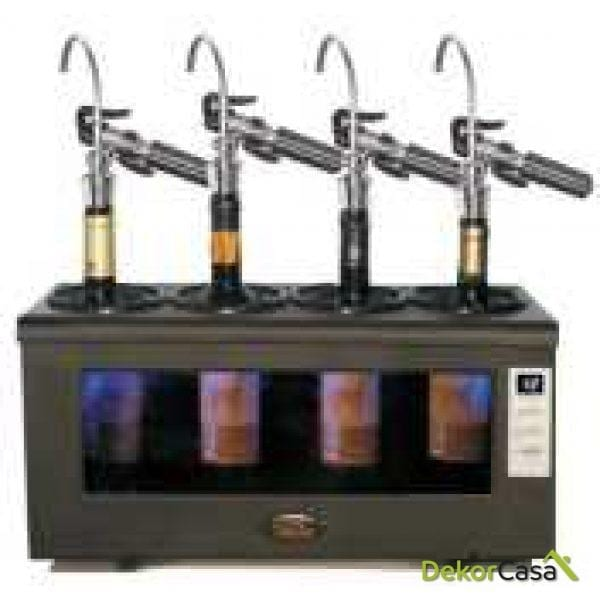 Dispensador de vino CV 4 BWD