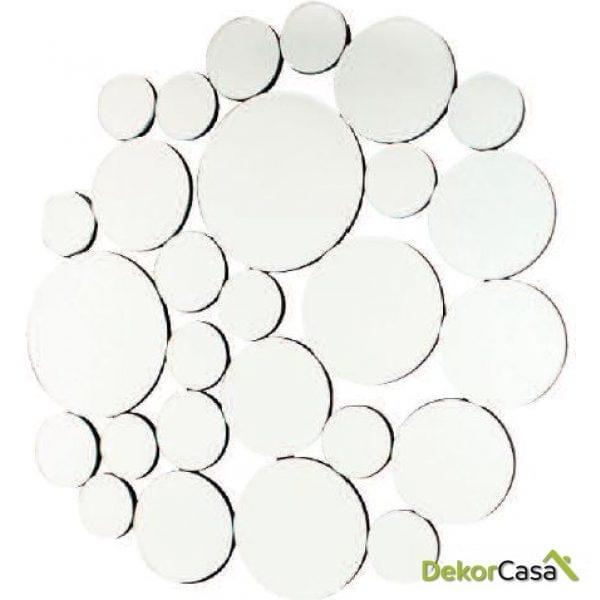 Espejo CIRCLES 97 x 98 x 1,6 cm