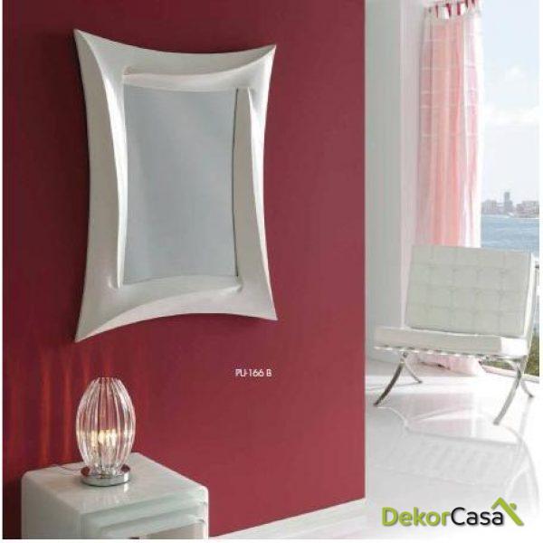 Espejo Luxury Blanco