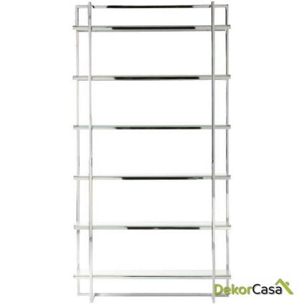 Estantería 6 estantes POP 100 x 30 x 190 cm