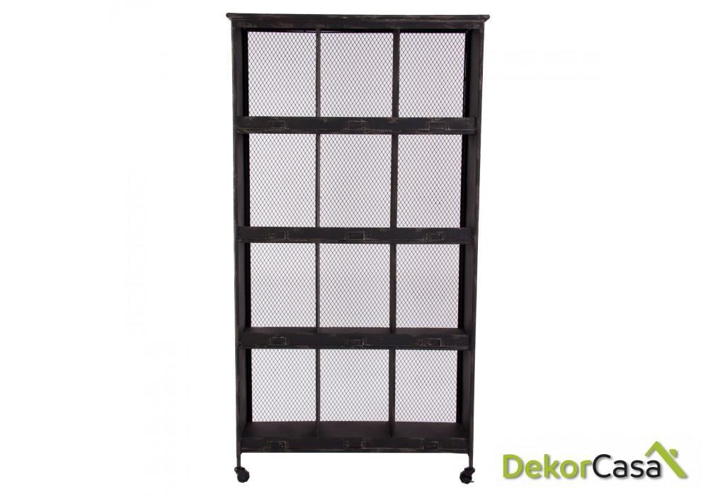 estanteria metal kielce 99x38x184 cm