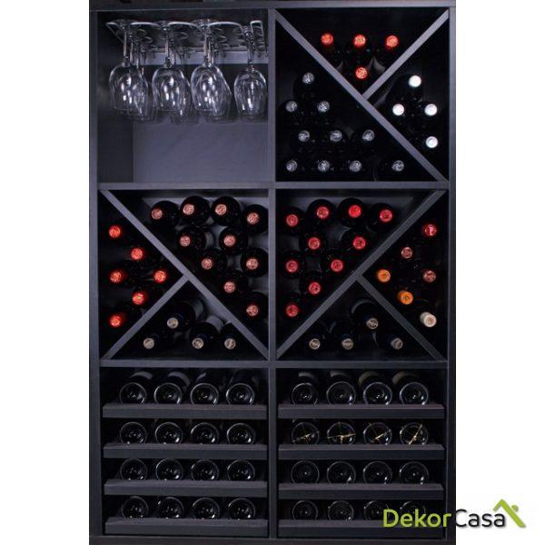 Expositor de Vino Extraible Merlot Super C