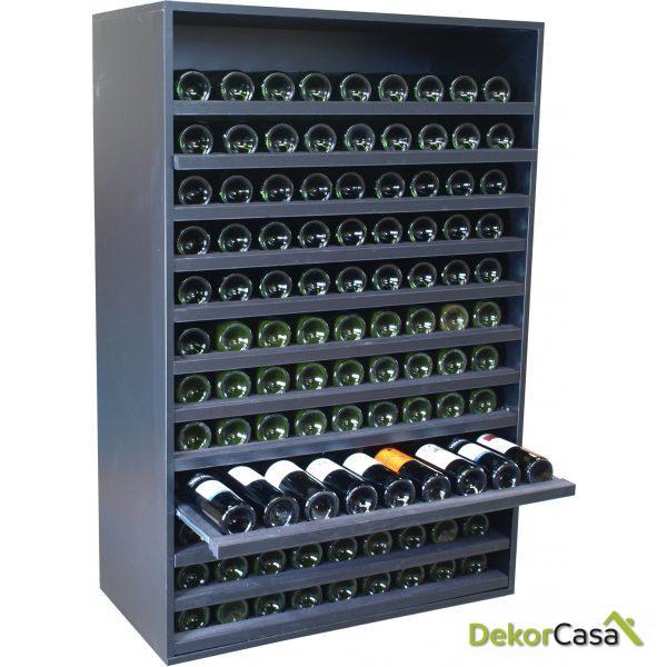 Expositor de Vino Extraible Merlot Super E