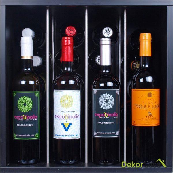 Expositor Vino Malbec Mini