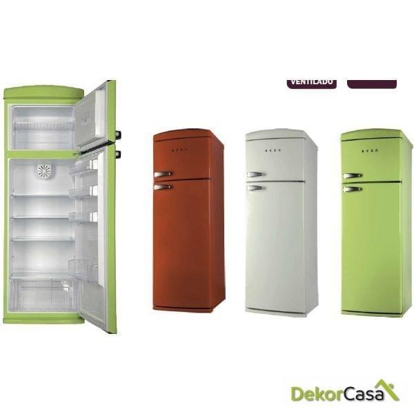 frigorifico retro 175x60cm a svrr175 1