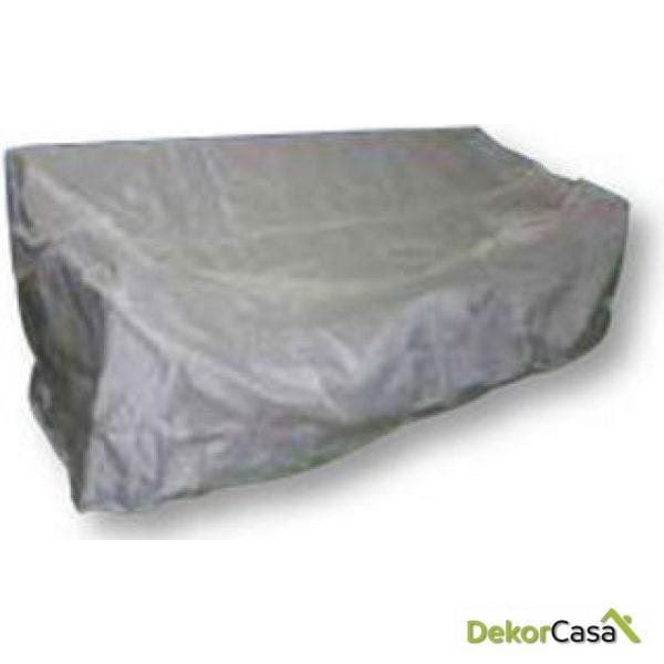 Funda 205 x 90 x 90 cm para sofá de tres plazas