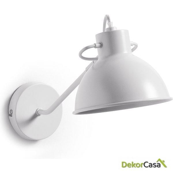 Lámpara aplique de pared Odalis 14 x 16,5 x 26,5 cm