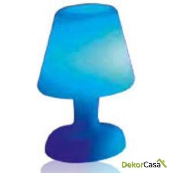 Lámpara de mesa Led 16 x 16 x 25 cm