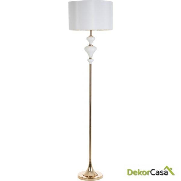 lampara de pie barisa 40x40x143 cm