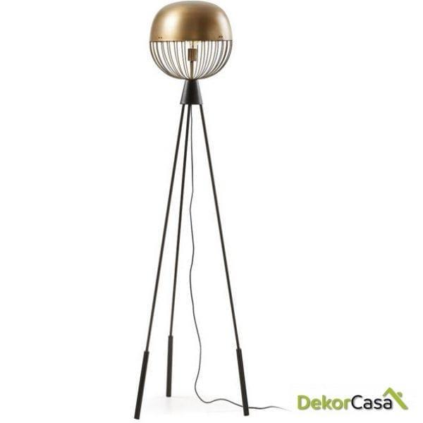 Lámpara de pie Breeza 50 x 50 x 175 cm