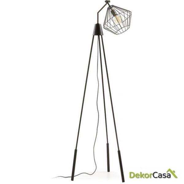 Lámpara de pie Canady 50 x 50 x 170 cm