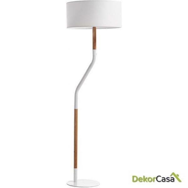 Lámpara de pie Carole 45 x 45 x 150 cm