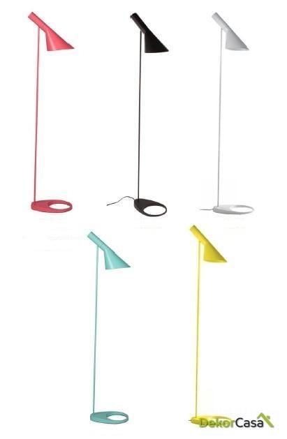 Lámpara de pie Ekan 15 x 35 x 130 cm