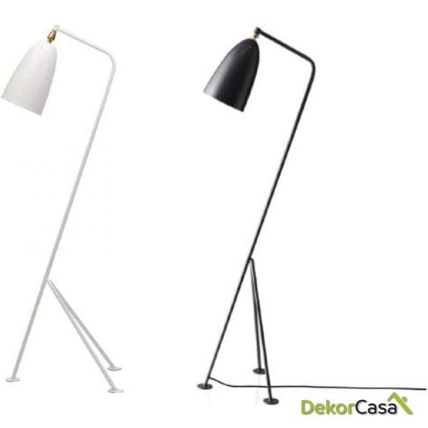 Lámpara de pie Epona 34 x 50,5 x 125 cm
