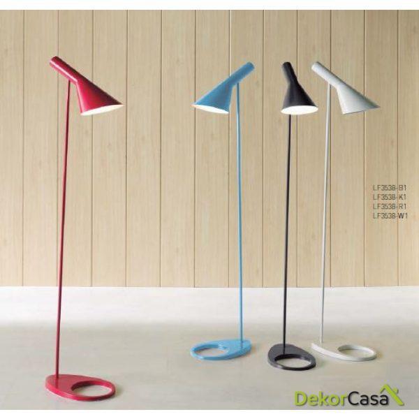 Lámpara de pie LF-3538 31,8 x 19,6 x 128,5 cm