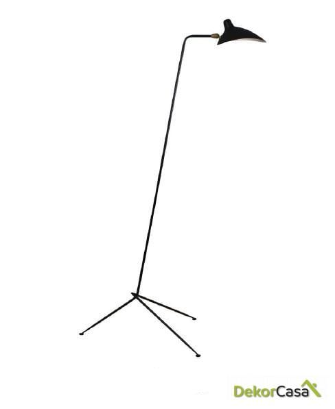 Lámpara de pie Roy 48,5 x 65,5 x 160 cm