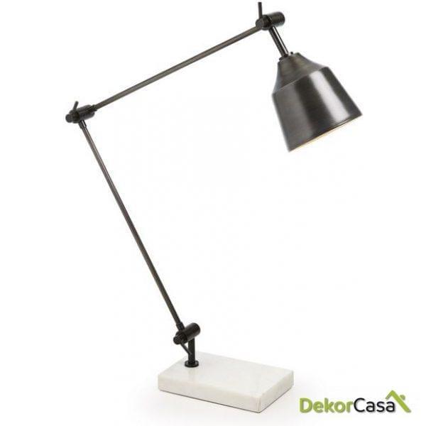 Lámpara de sobremesa Boogen 54 x 13 x 78 cm