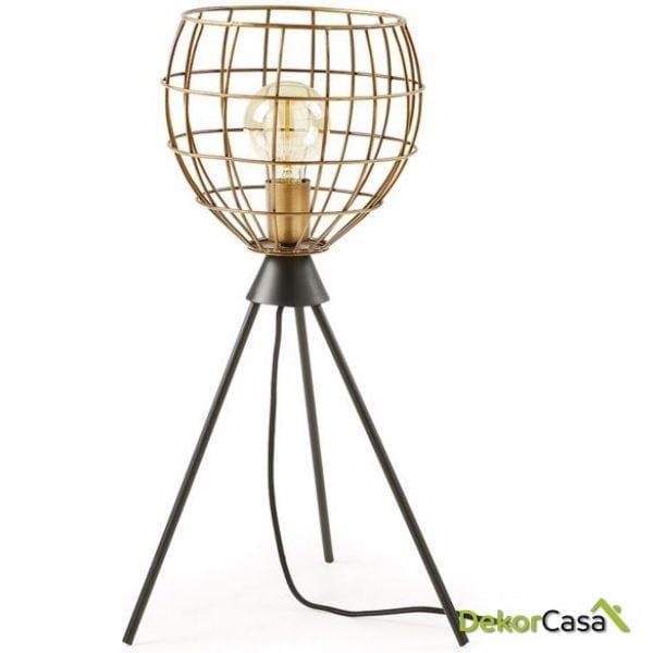 Lámpara de sobremesa Briana 30 x 30 x 56 cm