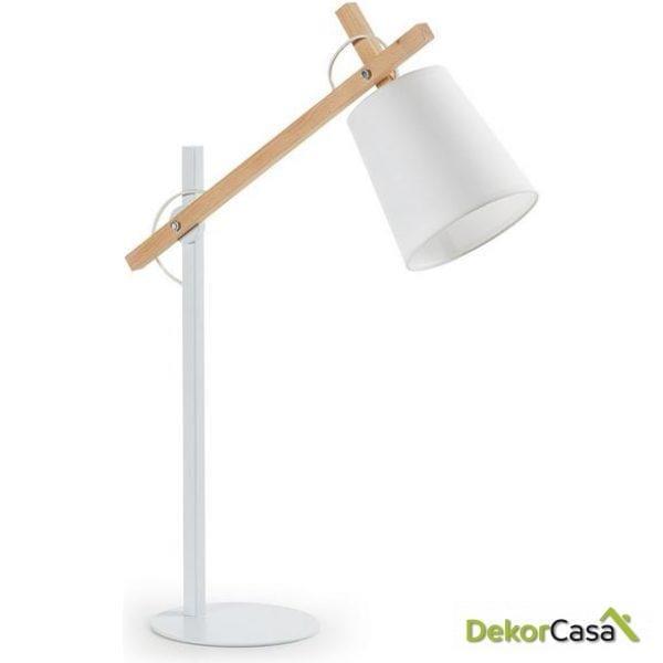 Lámpara de sobremesa Jovik 50 x 18 x 65 cm
