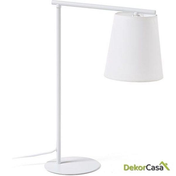 Lámpara de sobremesa Notley 30 x 15 x 45 cm