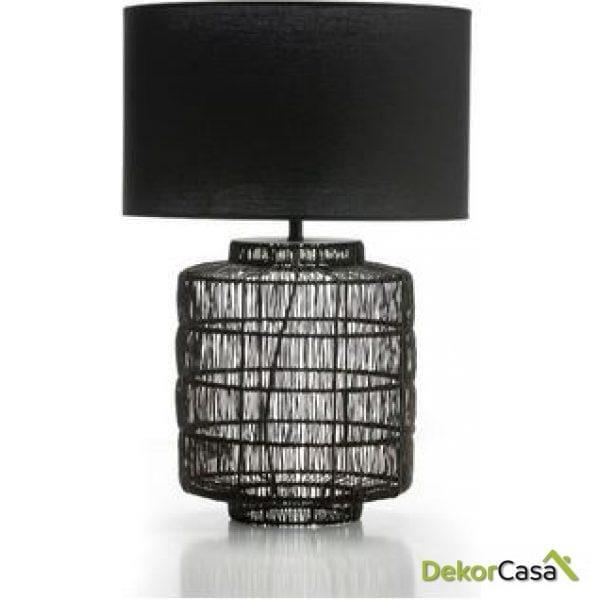 Lámpara de Sobremesa selva sin pantalla 27x43cm