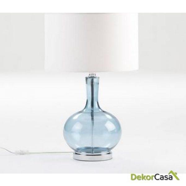 Lámpara de Sobremesa sin pantalla 25x45cm mercury