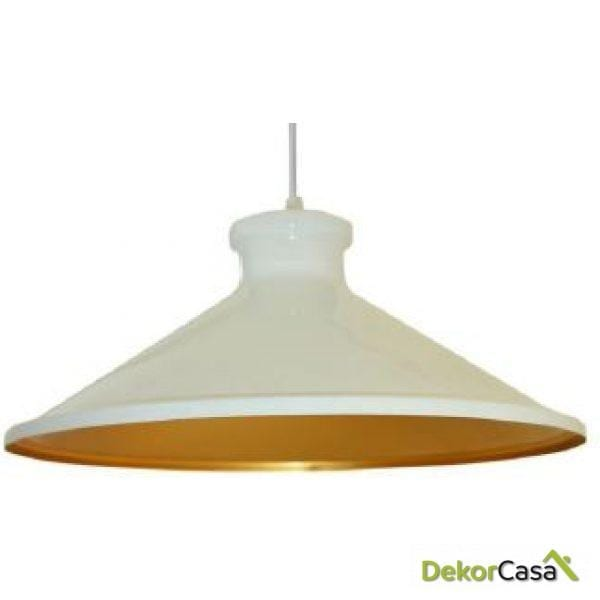 Lámpara de techo Cain 36 x 19 cm